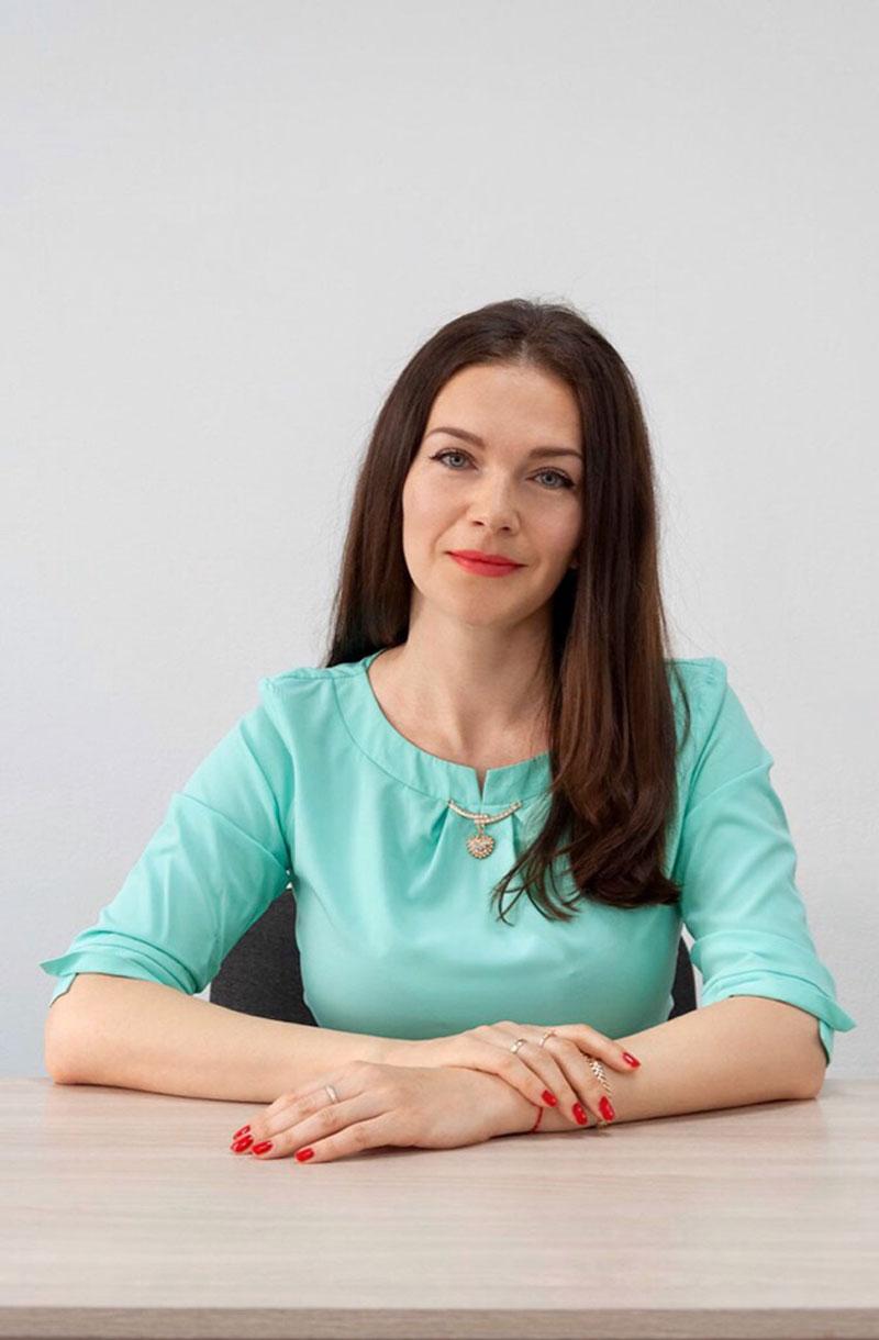 Наталья Орляпова